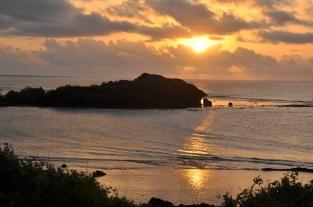 Sonnenaufgang in Juani