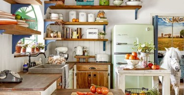 100+ kitchen design ideas - pictures of country kitchen decorating regarding Country Kitchen Decor