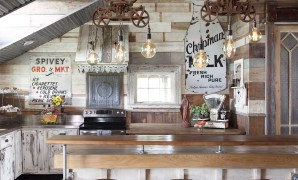 34 farmhouse style kitchens - rustic decor ideas for kitchens with Farmhouse Kitchen Pictures