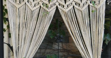 cheap macrame lace cafe curtains, find macrame lace cafe curtains inside Five Ways To Dress Your Windows With Lace Curtains