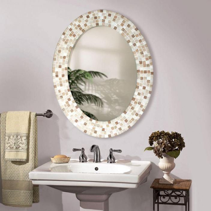 Decorative bathroom mirrors and mirror designing tips ...