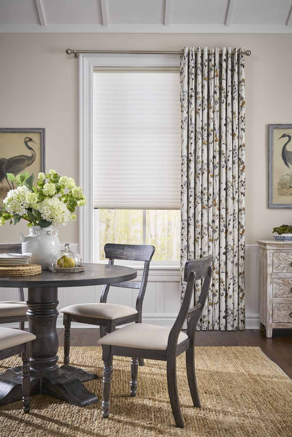 how to layer window treatments | the blinds blog within Perfect Curtain For Your Home