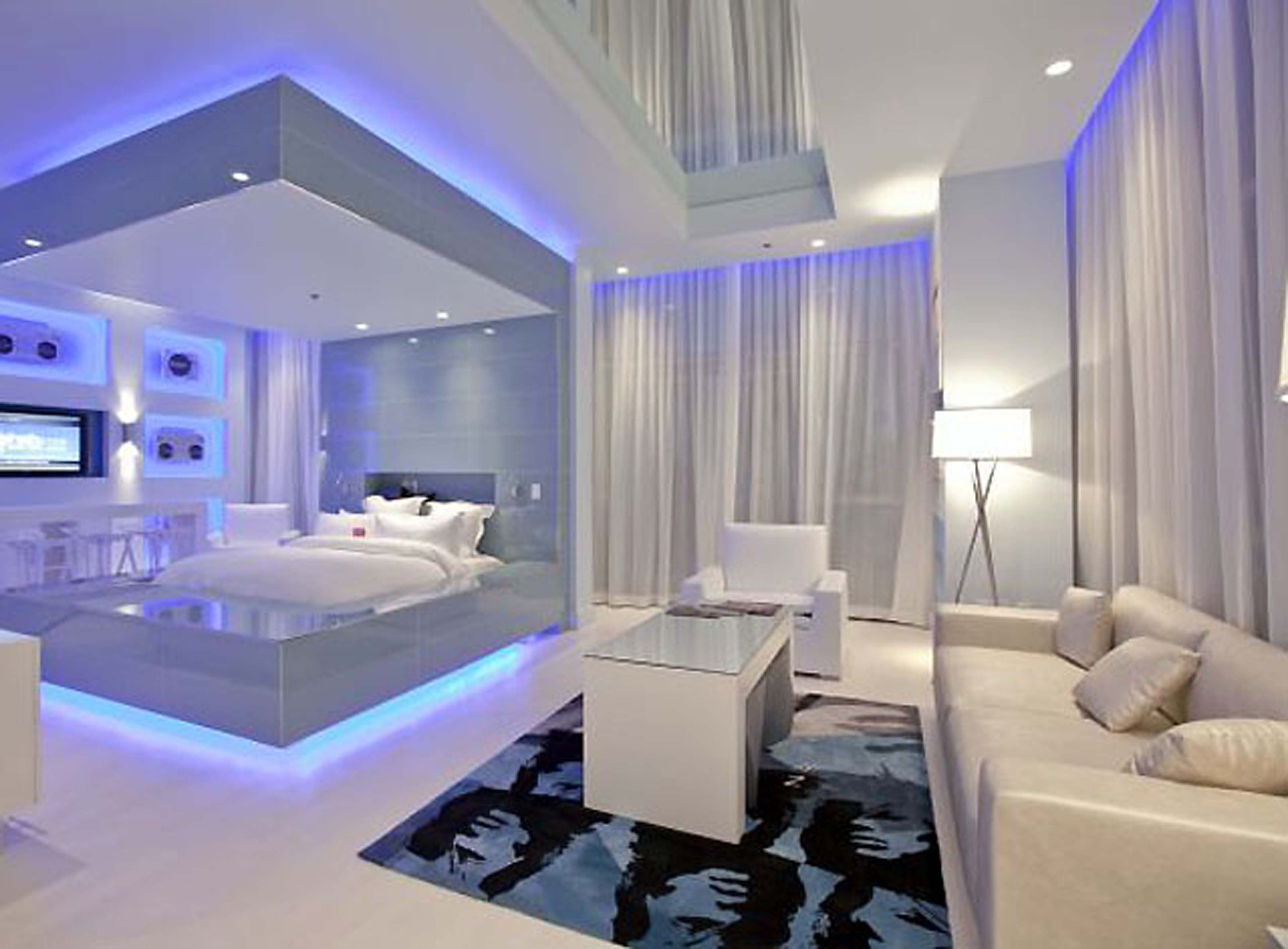 Modern Bedroom Lighting | We <3 Lighting | Pinterest | 럭셔리한 침실 inside How to Decorate Modern Bedroom with Lighting Design Ideas - modern bedroom with lighting