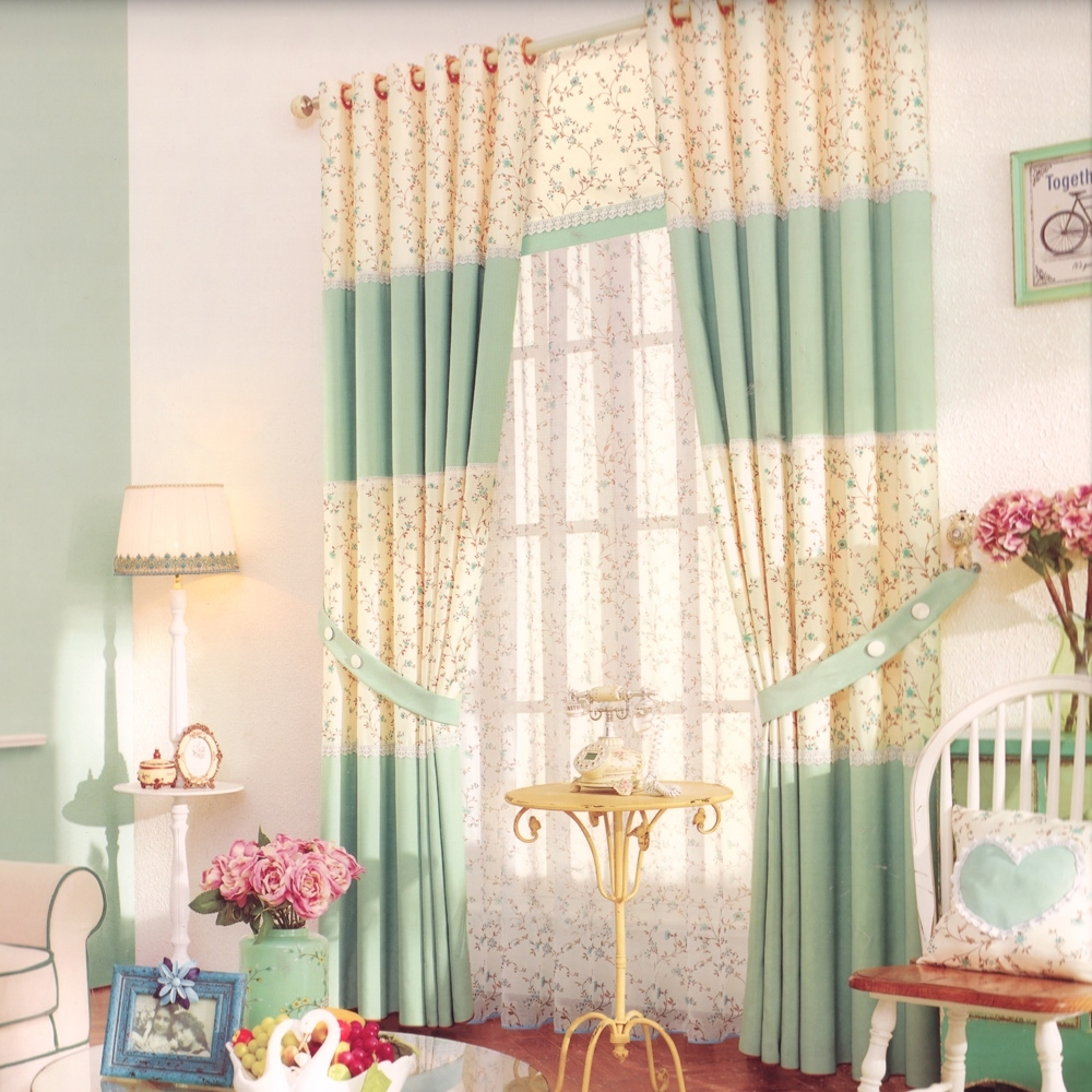 neat sage green country curtains furniture for Country Curtains