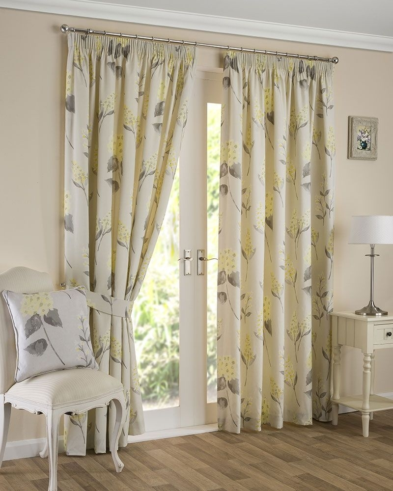 sundour firenze ochre pencil pleat curtains|oldrids with Perfect Curtain For Your Home