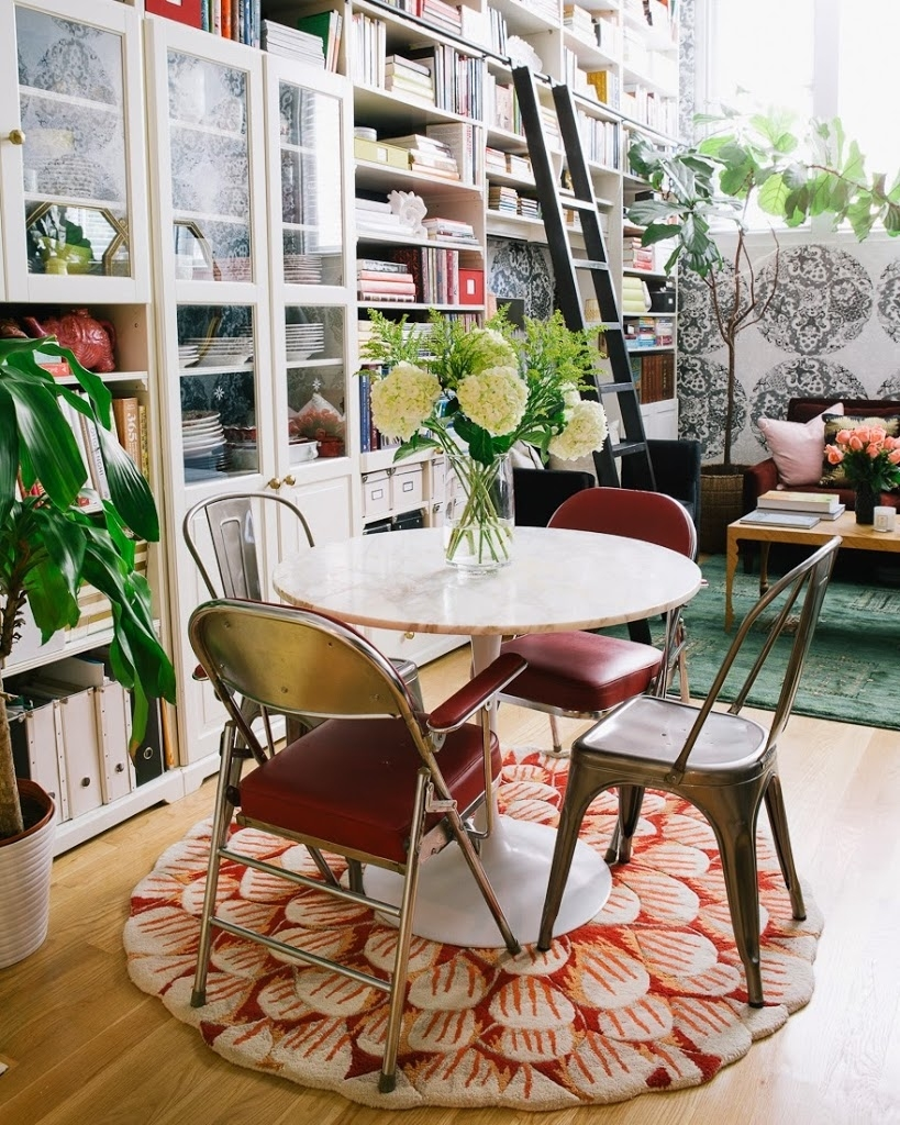 13 brilliant tips for decorating a small space | a cup of jo pertaining to Decorate A Small Space