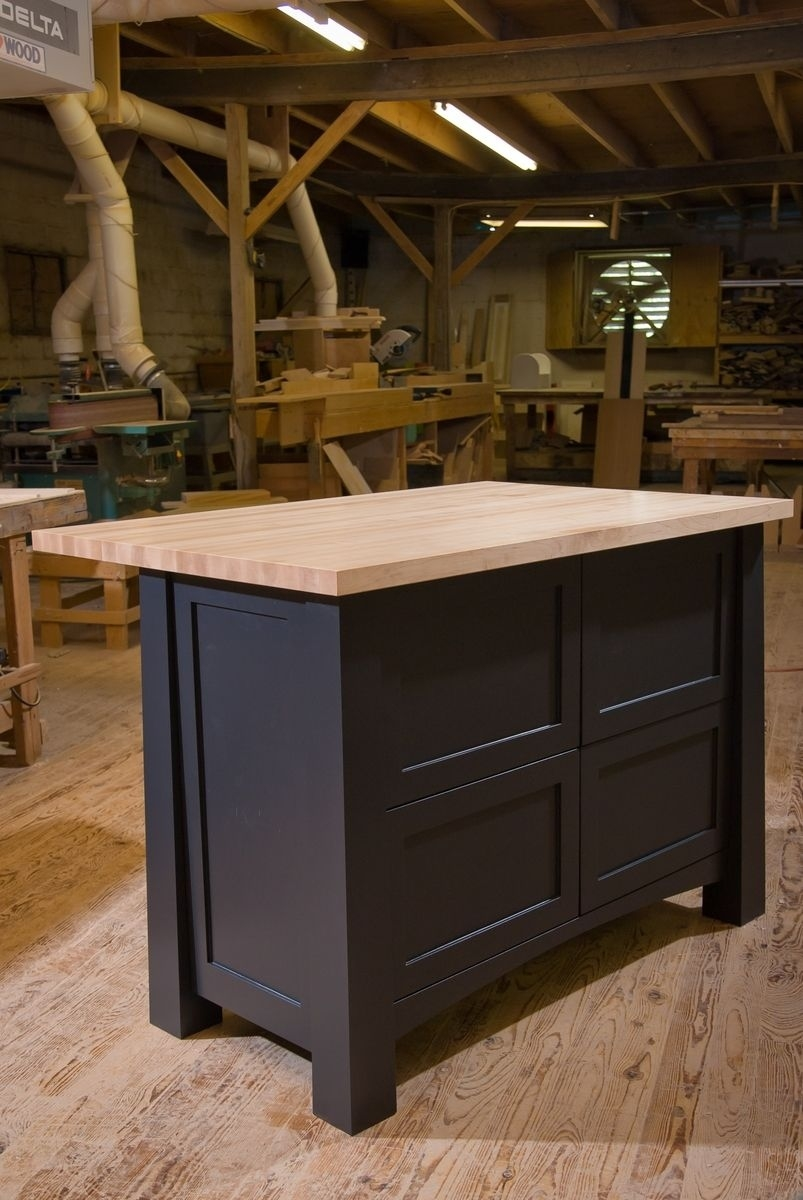 hand crafted custom kitchen islandagainst the grain custom intended for Custom Kitchen Islands
