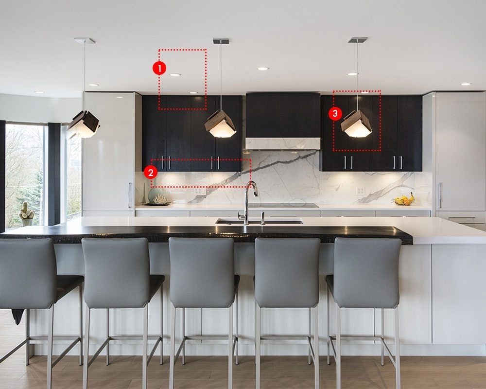 how to light a kitchen | expert design ideas & tips in Kitchen Lighting Design
