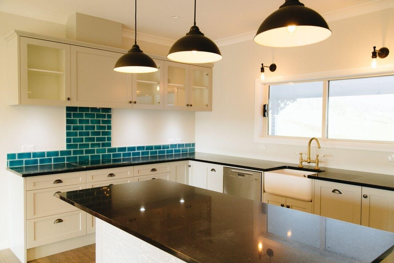 kitchen lighting - five tips from laura mitchell, new zealand's throughout Kitchen Lighting Design