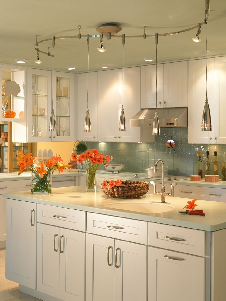 pincommonwealth lighting of virginia on we love progress | small inside Kitchen Lighting Design