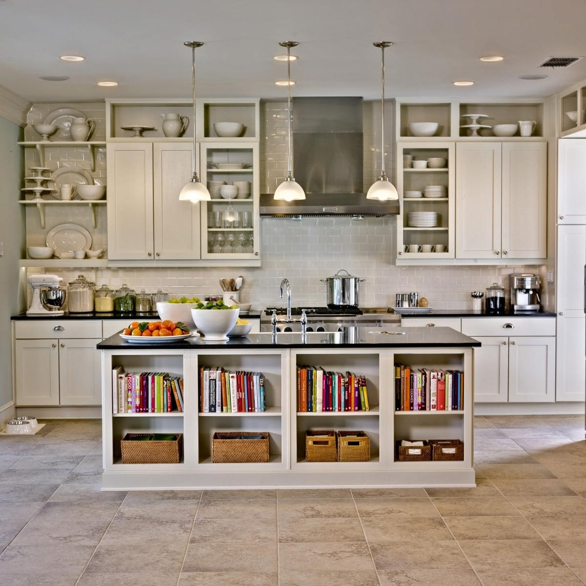 the 12 best diy kitchen islands — the family handyman in Custom Designed Kitchen Islands