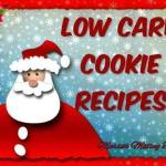 Low Carb Cookie Recipes!