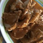 Oh So Tender Slow Cooker Pork Tenderloin