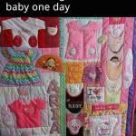 BABY KEEPSAKE QUILT