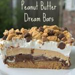 Peanut Butter Chocolate Dream Bars