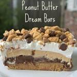 Peanut Butter Chocolate Dream Bars