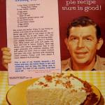 Aunt Bee's Frozen Lemon Pie