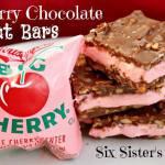 Cherry Chocolate Nut Bars