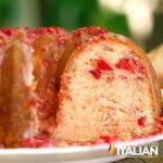 CHERRY LIMEADE POUND CAKE