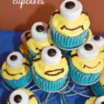 MINION CUPCAKE & PARTY IDEAS!!