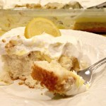 LIVELY LEMON PUDDING CAKE