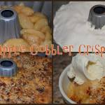 Apple Cobbler Crisp