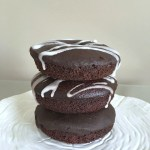 WACY CHOCOLATE BAKED DONUTS
