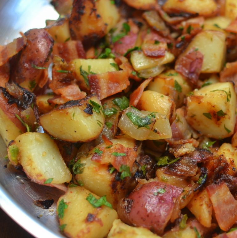 Skillet-German-Potato-Salad-2-768x770