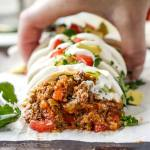 BEST BEEF AND BEAN BURRITOS