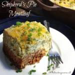 SHEPHERDS PIE MEATLOAF
