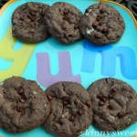SOFT AND CHEWY CHOCOLATE COOKIES
