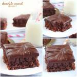 DOUBLE CHOCOLATE COCONUT DESSERT