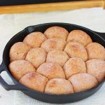 COTTAGE CHEESE WHOLE WHEAT DINNER ROLLS