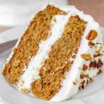 My Favorite Homemade Carrot Cake