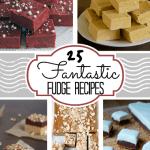 25 FANTASTIC FUDGE RECIPES