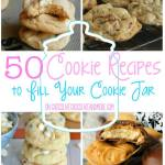 50 COOKIE RECIPES TO FILL YOUR COOKIE JAR