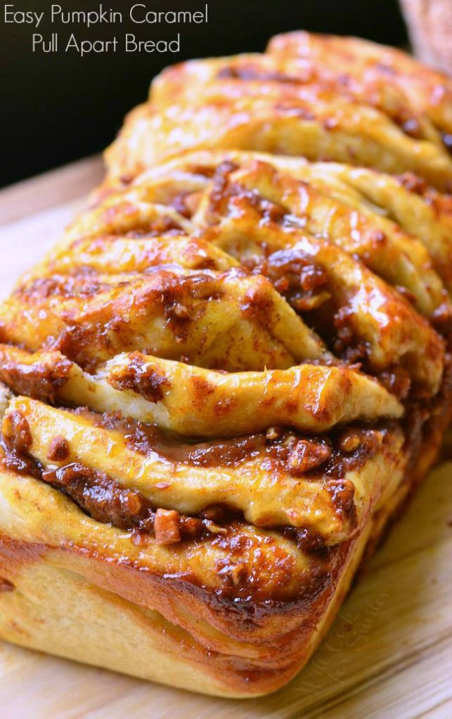 easy-pumpkin-caramel-pull-apart-bread-2-from-willcookforsmiles-com-pumpkin-bake-bread