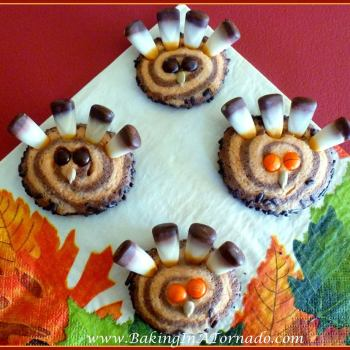 THANKSGIVING GOBBLE COOKIES