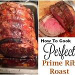HOW TO COOK THE PERFECT PRIME RIB