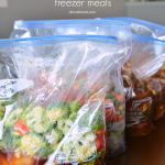 5 HEALTHY SLOW COOKER FREEZER MEALS