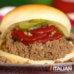 MAID RITE COPYCAT LOOSE MEAT SANDWICHES