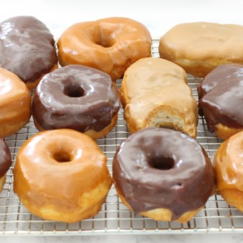 Easy 15 Minute Donuts ~ 3 Recipes
