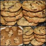 MRS. FIELDS CHOCOLATE CHIPS COOKIES WITH A TWIST