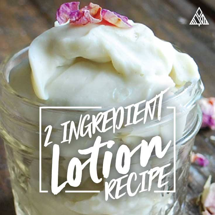 Easy Homemade Lotion Recipes