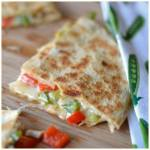 CHICKEN PEPPER JACK QUESADILLA