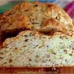 Pistachio Soda Bread