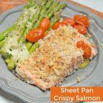 Sheet Pan Crisp Salmon
