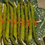 Spring Asparagus with Lemon Vinaigrette Recipe