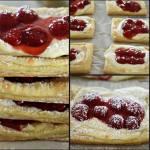 Cherry Cream Cheese Danish