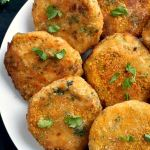 Chickpea and Vegetable Patties